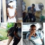 BUSTED: Man arrested for aborting 5-months pregnancy of 15 year old girl he impregnated