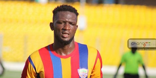 Axed Hearts of Oak defender Mohammed Alhassan confident of Black Stars return