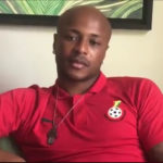 Black Stars captain Andre Ayew admits Ghana not among AFCON favorites