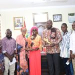 Government gives Mukarama Abdulai GHC30,000 for World Cup heroics