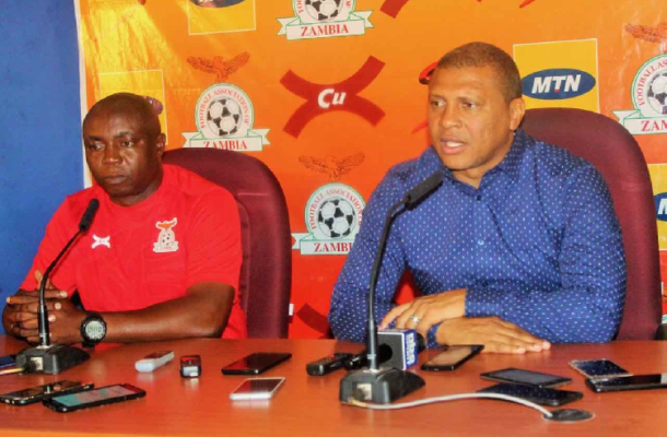 2019 AFCON: Namibia coach Ricardo Mannetti names final 23-man squad