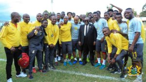 Akufo-Addo's involvement will help Ghana win AFCON - Jawula