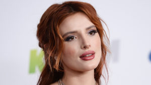 Actress Bella Thorne releases her n*de photos by herself after hacker threatened to release them