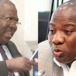 """Illegitimate"" Amidu can't prosecute me; he's unqualified - Ayariga"