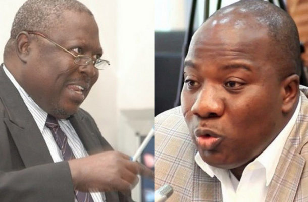 Ayariga hot as High Court rules Amidu qualifies to prosecute him