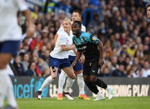 Michael Essien features for World XI against England XI in charity match