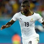 Jonathan Mensah captained Black Stars in Namibia defeat