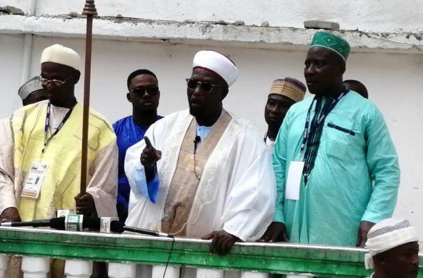 Chief Imam endorses Akufo-Addo's second term bid