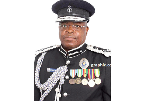 Deputy IGP denies sabotaging his boss