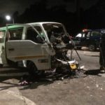 3 in critical condition after accident at KNUST