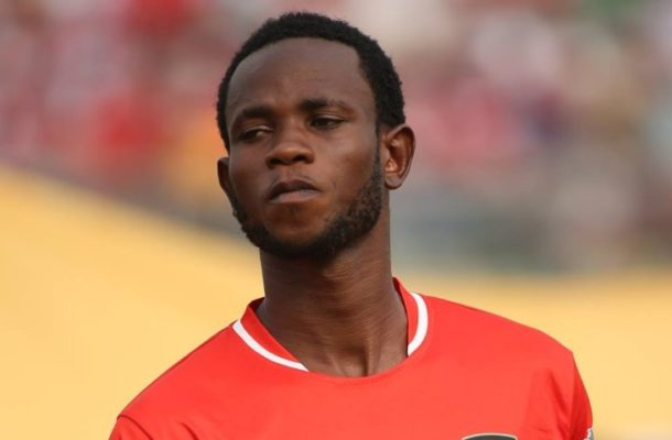 Kotoko's Senanu denied German Visa as embassy doubts his return