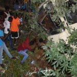 E/R: 7  staffs of VRA dead, dozens injured as bus falls into valley