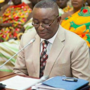 Let's support Akuffo Addo to lead Ghana to the promise land - Hon Andy Appiah Kubi to Ghanaians