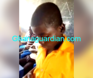 VIDEO: Primary school pupil brilliantly savages Ghana President Akufo Addo over failed promises