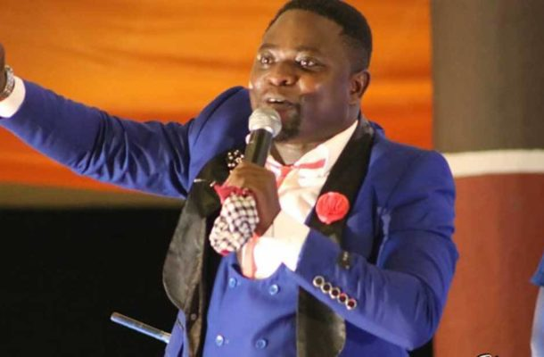 BREAKING NEWS: Gospel musician Brother Sammy arrested over HIV products