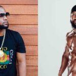 PHOTO: South African rapper, Cassper Nyovest strips down on Instagram