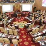 Parliamentary chamber mostly almost empty with 15 regular absentees- First Deputy Speaker
