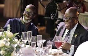 Felix Ofosu-Kwakye exposes Akufo-Addo, Gabby