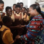 Over 5,000 sit for BECE today; First Lady prays for candidates