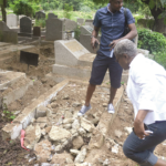 E/R: Corpse disappears from grave at Moseaso