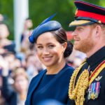 Meghan Markle makes First Post-Baby Royal Appearance