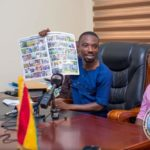 Akropong Assembly launches newspaper to showcase Government projects