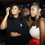 Omotola Jalade celebrates her 2nd daughter who just bagged two degrees at the age of 19