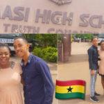 Afia Schwarzenegger blows hot air; threatens to sue Kumasi High School for assaulting son