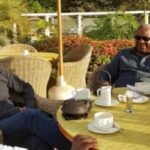 Mahama mourns 'good friend' Bob Collymore
