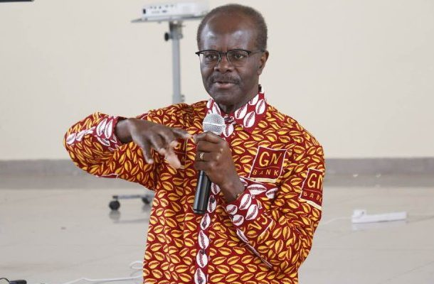 Nduom goes WILD; sues gov't over GHS2.2bn debt