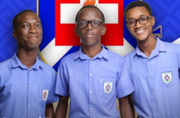 NSMQ: PRESEC vows to do wonders next year