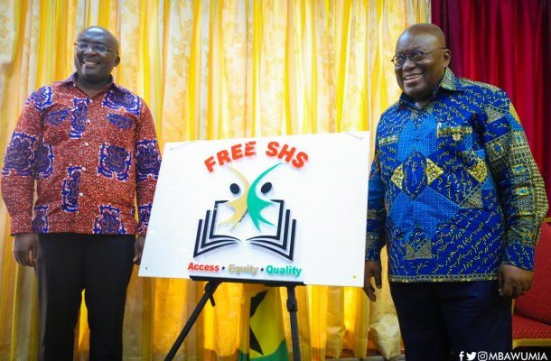 """Free SHS could be """"game changer"""" and Akufo-Addo's best feat – Adei"""