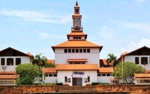 University of Ghana no. 1 in Ghana; 1,447 in the world - REPORT