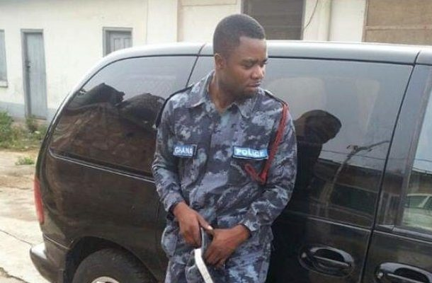 Another resignation hits Ghana Police; Officer joins NDC parliamentary race
