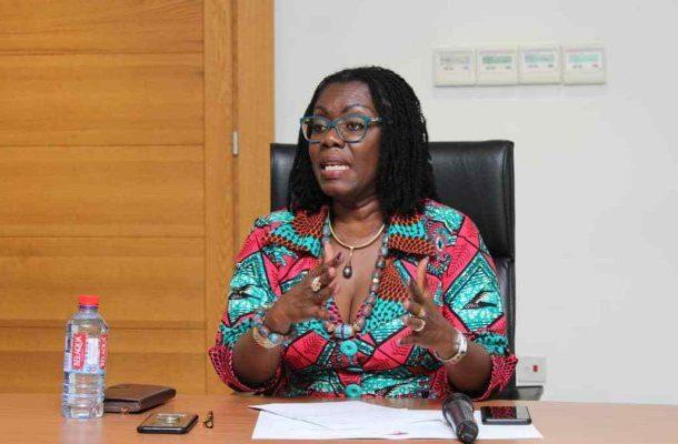 "Ursula Owusu backs Sanitation Min; says ""Ministers not training ground for interns"""