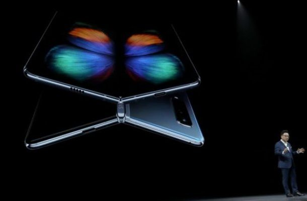Samsung Galaxy Fold 'ready' for launch after screen fix