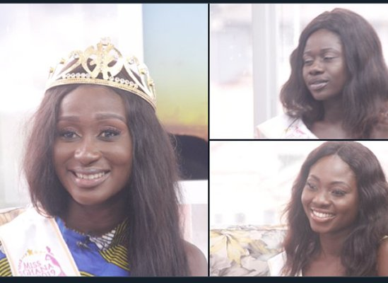 Miss Ghana 2019 winners trolled for been ugly