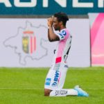 Samuel Tetteh scores for LASK Linz in win over Altach