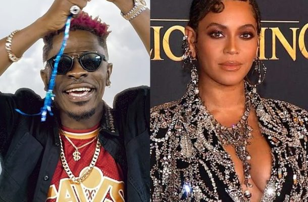 """MAJOR: Shatta Wale featured on Beyonce's new album """"The gift"""""""