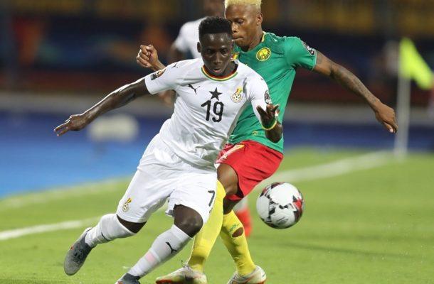 Scottish giants Celtic eye move for Ghana winger Samuel Owusu
