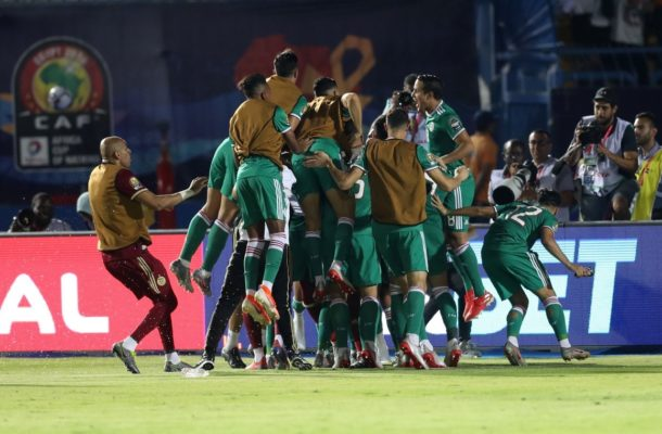 Algeria edge Ivory Coast on penalties to make Africa Cup of Nations semis