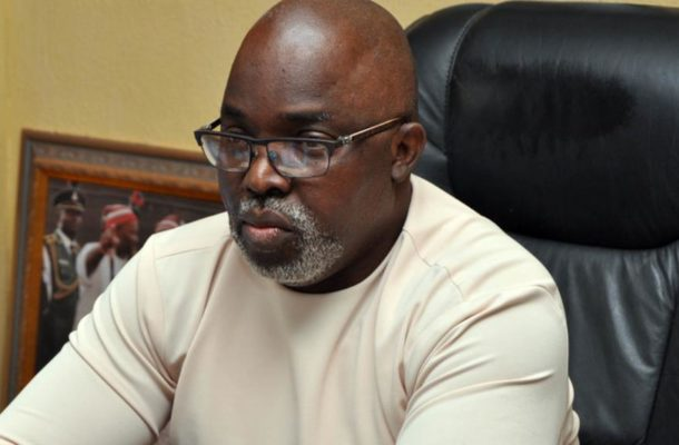 Court orders arrest of NFF president Amaju Pinnick