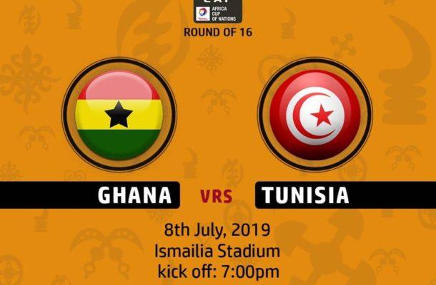 2019 AFCON: Ghana vs Tunisia- Preview