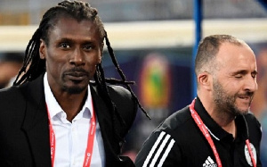 """A fifth """"All-African Coaches"""" AFCON final"""
