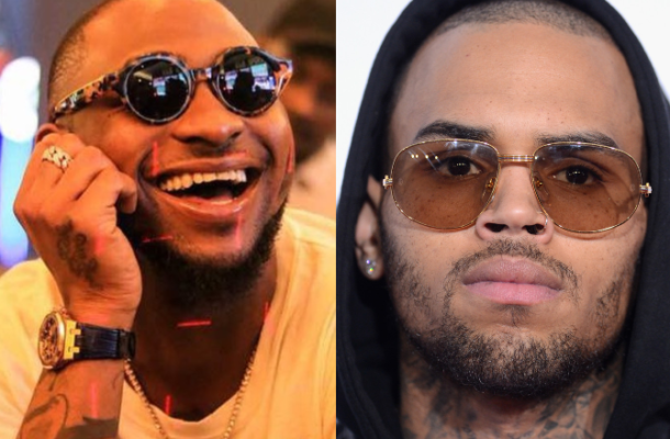 Davido and Chris Brown to collaborate on new song