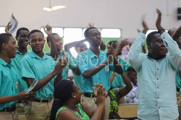AUGUSCO whips PRESEC, PERSCO to win NSMQ 2019