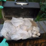 Nearly 800kg of cocaine destined to Ghana seized