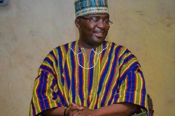 Bawumia exposes NDC hypocrisy on hardships