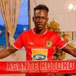 Asante Kotoko sign former Wa All Stars striker Richard Arthur