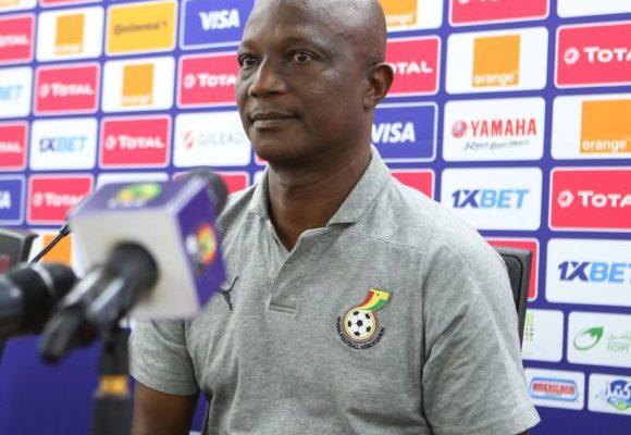 Kwesi Appiah to stay as Black Stars coach